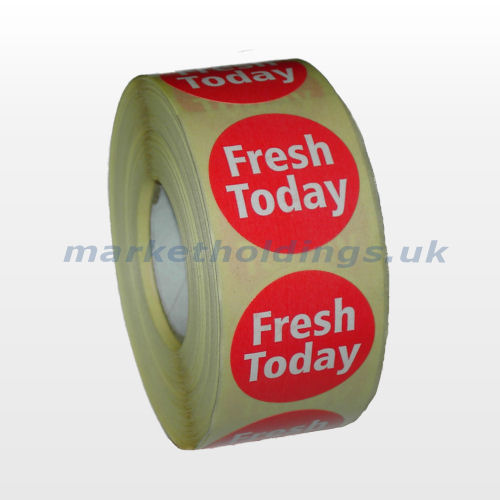 Fresh Today Stickers