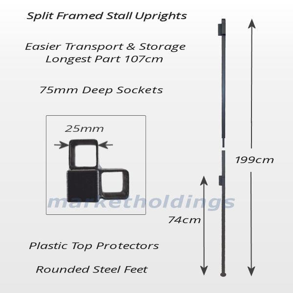 SF CN Upright Size