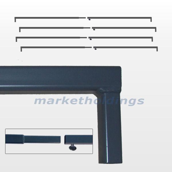 2 metre locking sf stall bars